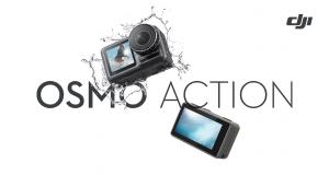 DJI Osmo Action, la nuova actioncam per sfidare GoPro