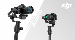 DJI Ronin-S Essential kit vs Standard kit, differenze e quale scegliere
