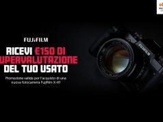Acquista una Fujifilm X-H1, Ollo supervaluta il tuo usato di 150€