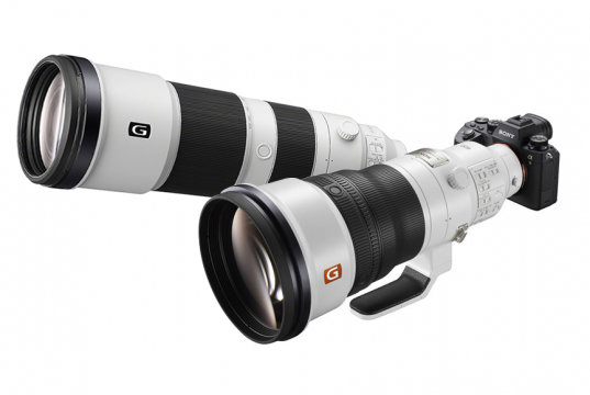 Sony annuncia un 600mm f/4 ed un 200-600mm f/5.6-6.3