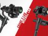 Zhiyun-Tech Crane 3 vs Weebill LAB quale scegliere