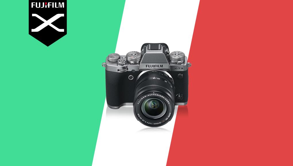 Garanzia Fujifilm Italia, differenze con Asia ed Europa