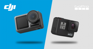 Osmo Action vs GoPro 7, chi è la action cam migliore?