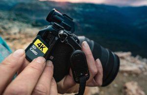 Guida all'acquisto della giusta scheda SD per video 4K