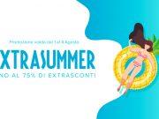 Arriva l'EXTRASUMMER da Ollo: la promozione valida dal 1 al 4 Agosto.